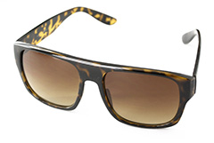 Tortoiseshell sunglasses in simple design - Design nr. 908
