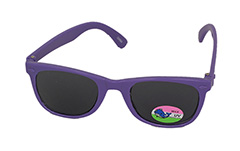 Purple childs sunglasses