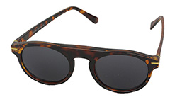 Tortoiseshell brown fashion sunglasses - Design nr. 953