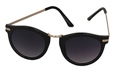 Black stylish sunglasses in simple design - Design nr. 955