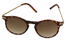 Slender and feminine round sunglasses - Design nr. 979