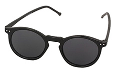 Black round sunglasses - Design nr. 982