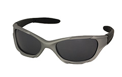 Sports sunglasses in light grey - Design nr. 990