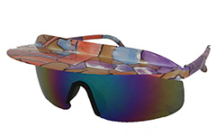 Retro sunglasses with shade - Design nr. 995
